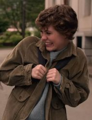 sophia lillis i am not okay with this jacket