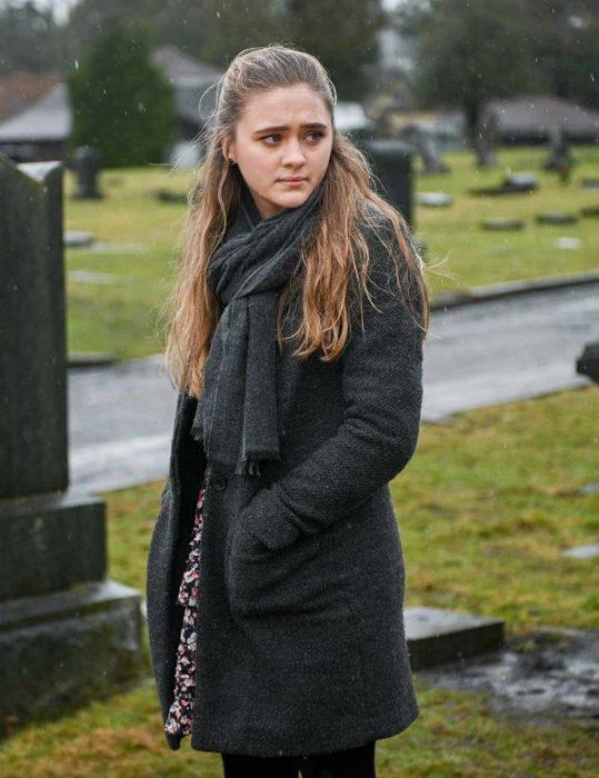 A Million Little Things Season 2 Lizzy Greene Coat