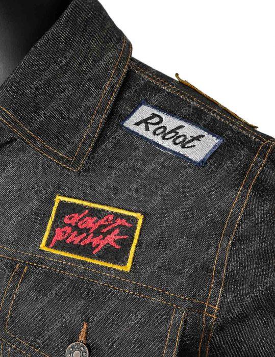 Daft Punk Jean Jacket