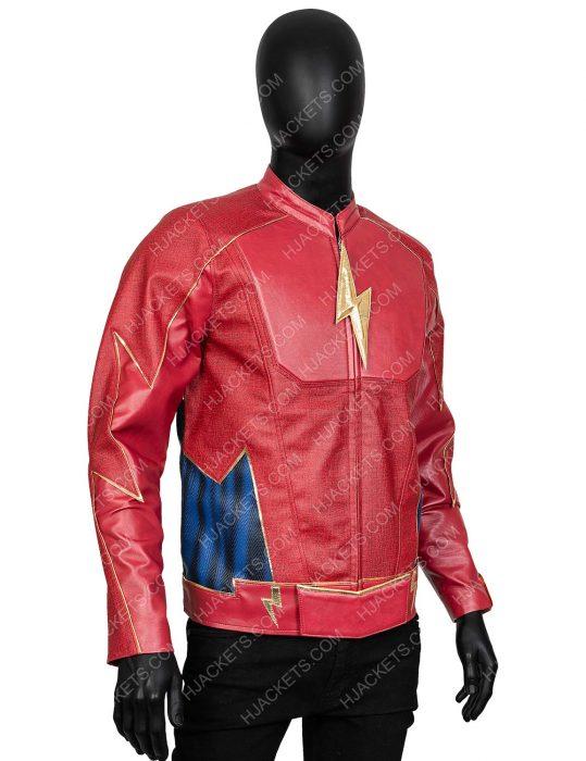 John Wesley Shipp The Flash Jacket