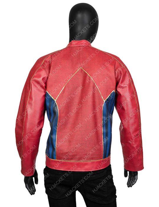 John Wesley Shipp The Flash Jay Garrick Jacket