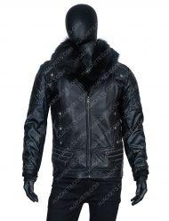 Seth Rollins Leather jacket