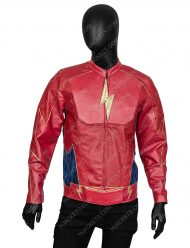 The Flash Jay Garrick Leather Jacket