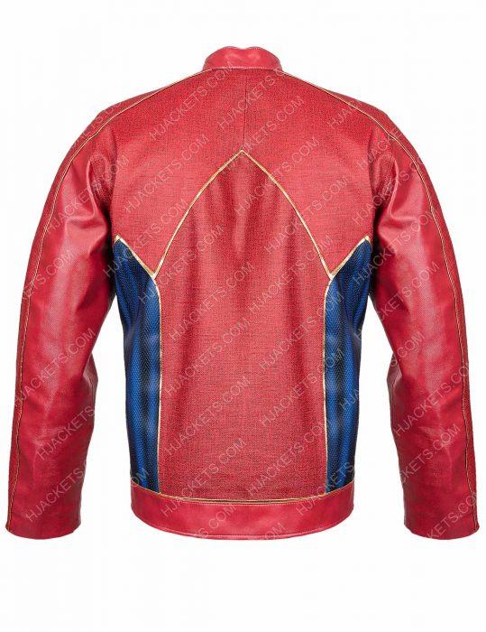 The Flash John Wesley Shipp Leather Jacket