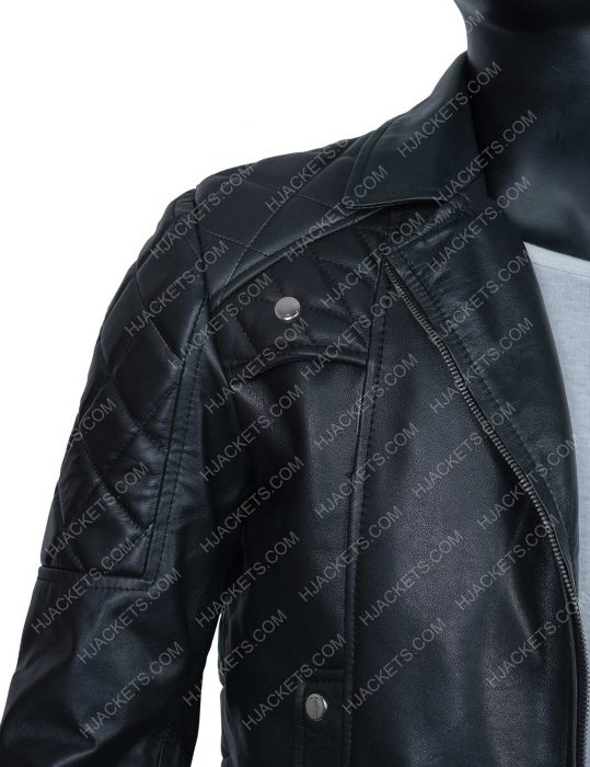 WWE Seth Rollins Leather Jacket