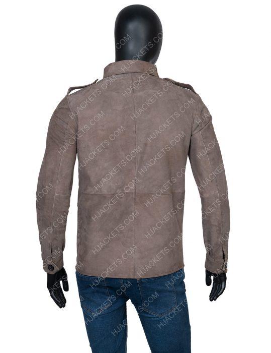 adam price jacket Leather Jacket