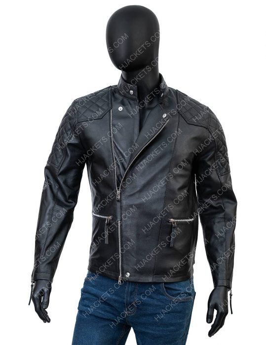 billions Leather Jacket
