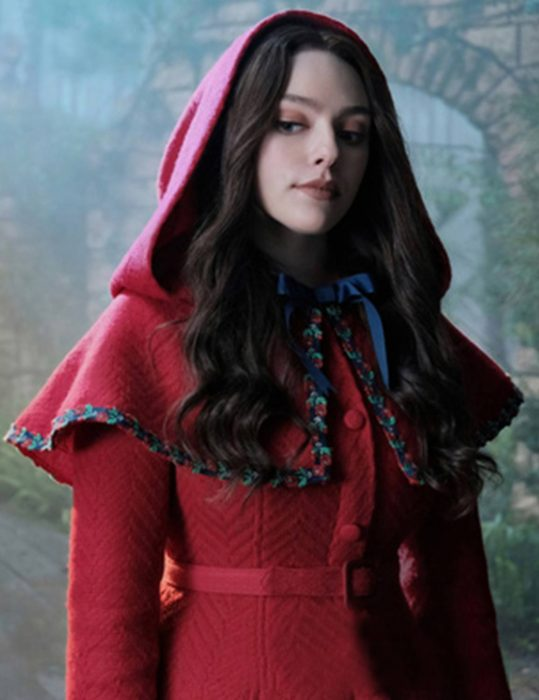 danielle-rose -russell-red-hooded-coat
