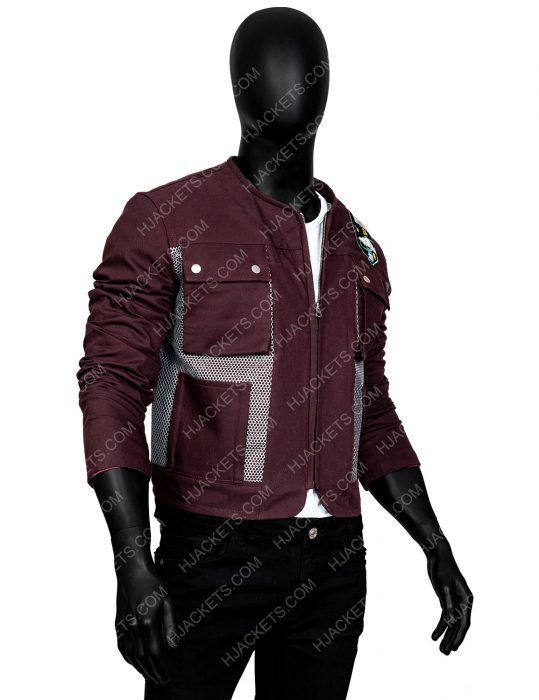 lost in space will robinson zipper jacket