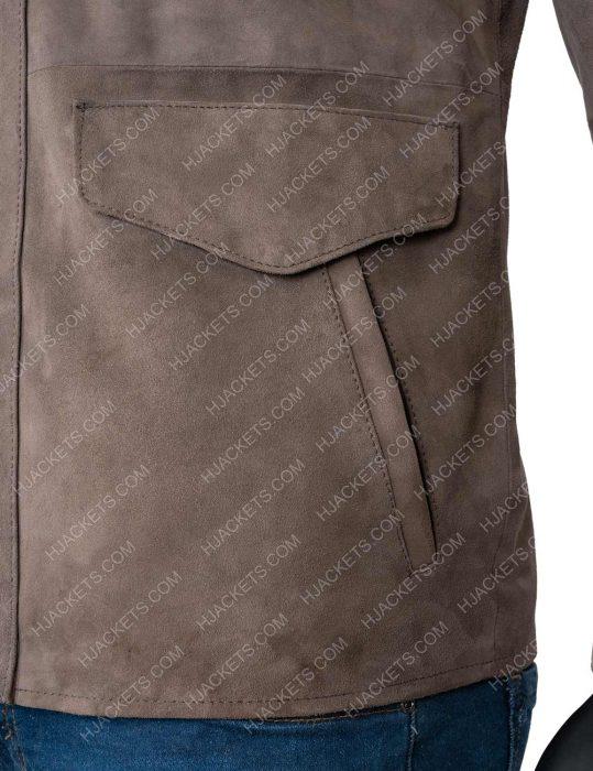 richard armitage leather jacket