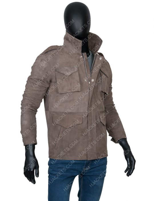 the stranger richard armitage Jacket