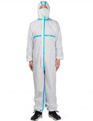 Coronavirus Isolation Suit