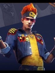 Garena-Free-Fire-Alvaro-denim-Jacket