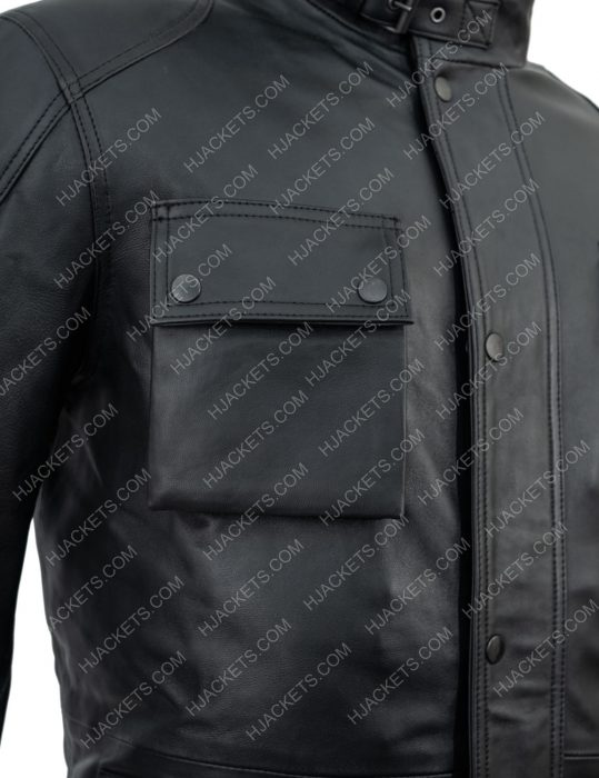 Takeshi Kovacs Altered Carbon S02 Jacket