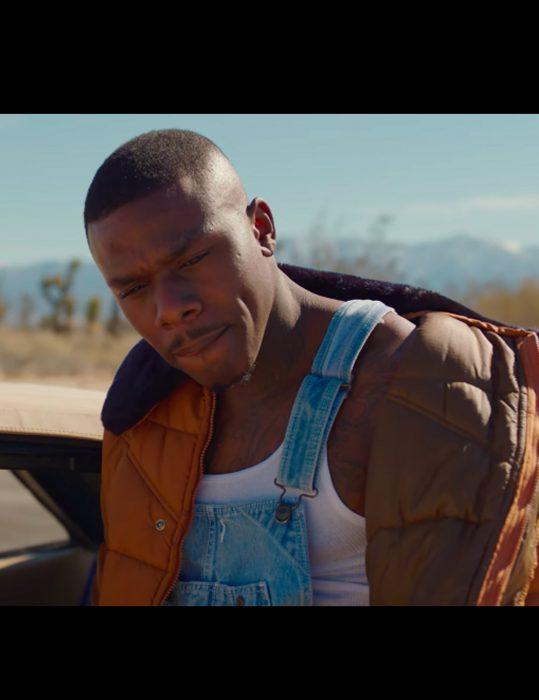 american rapper dababy find my way jacket