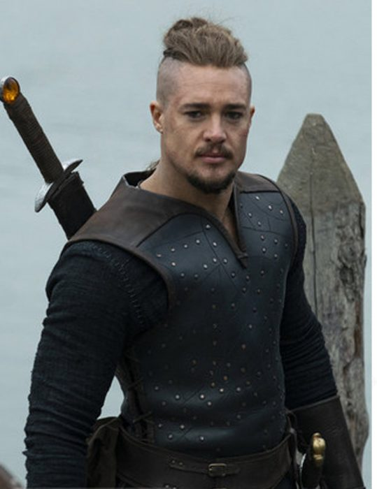 the last kingdom uhtred leather vest