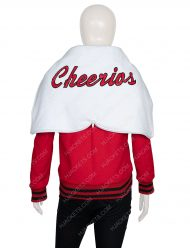Glee Cheerios Cheerleading Bomber Jacket