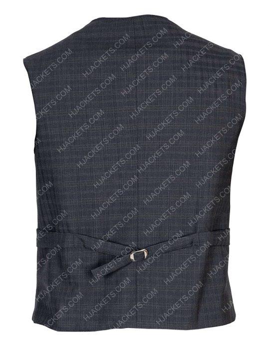 Hodak Charlies Angels Jonathan Tucker Check Vest