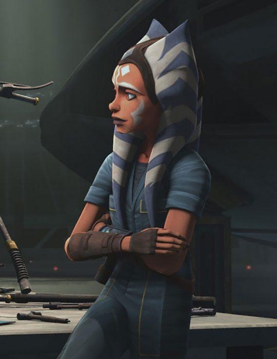 ahsoka tano star wars the clone wars jacket