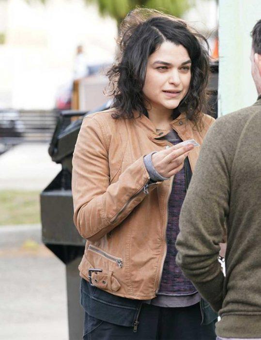 the-rookie-bianca-windle-brown-jacket
