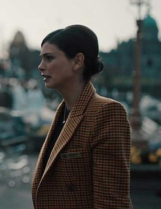 the twilight zone morena baccarin coat