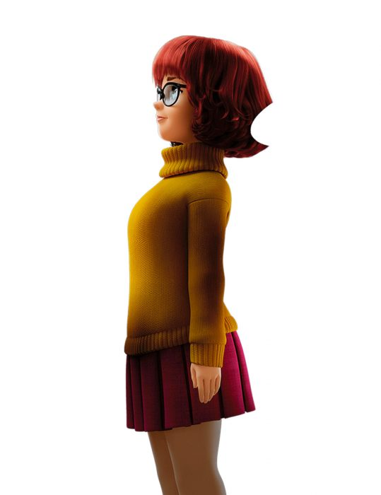 velma dinkley cosplay Sweater