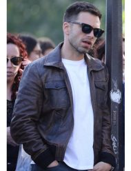 355-sebastian-stan-brown-bomber-leather-jacket