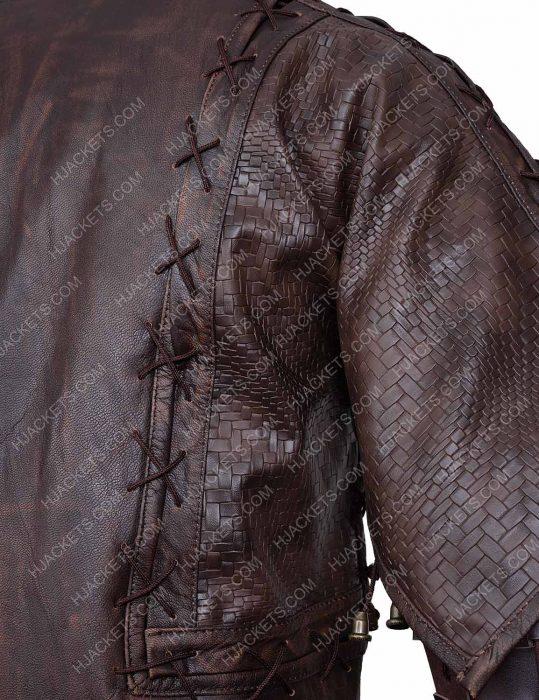 Cursed 2020 Leather Jacket