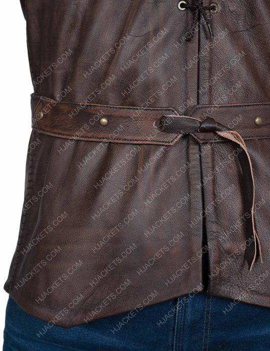 Cursed Leather Jacket