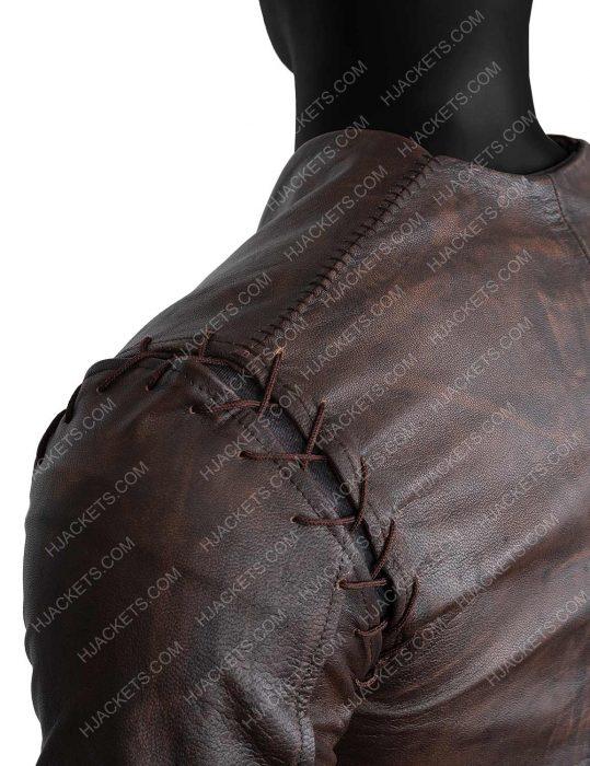 Devon Terrell Cursed 2020 Leather Jacket