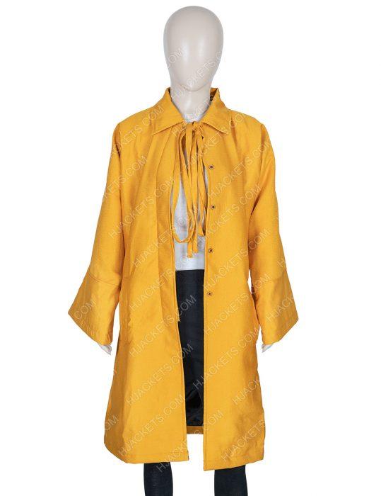 Jodie Comer Killing Eve Season 03 Coat