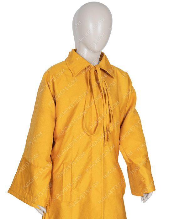 Jodie Comer Killing Eve Wool Coat