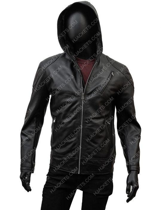 The Umbrella Academy Season 02 Leather Jacket