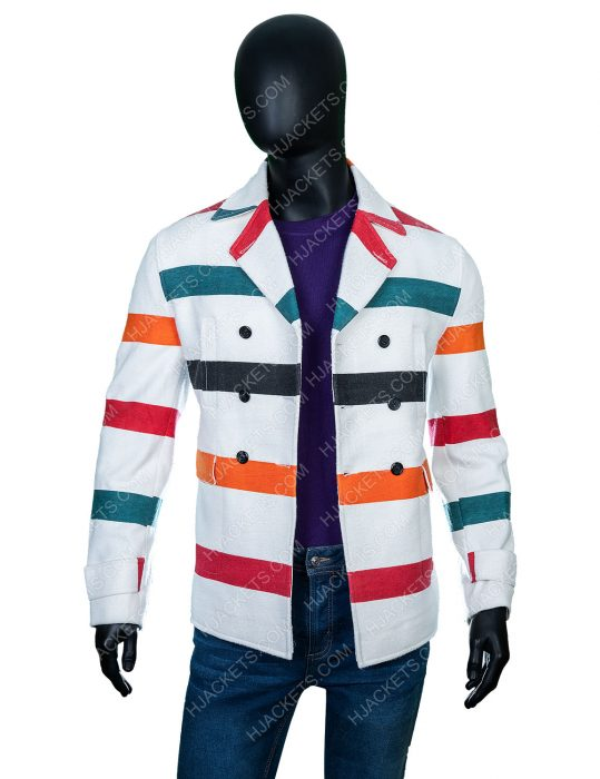 eurovision song contest lars erickssong peacoat