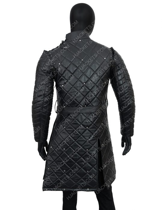 game of thrones samwell tarly quilted jacket