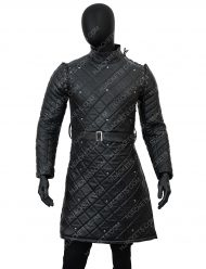 john bradley game of thrones samwell tarly quilted jacket