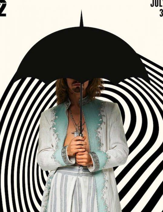 robert sheehan the umbrella academy season 02 klaus hargreeves coat