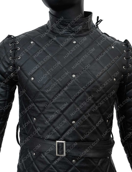 samwell tarly game of thrones john bradley quilted jacket