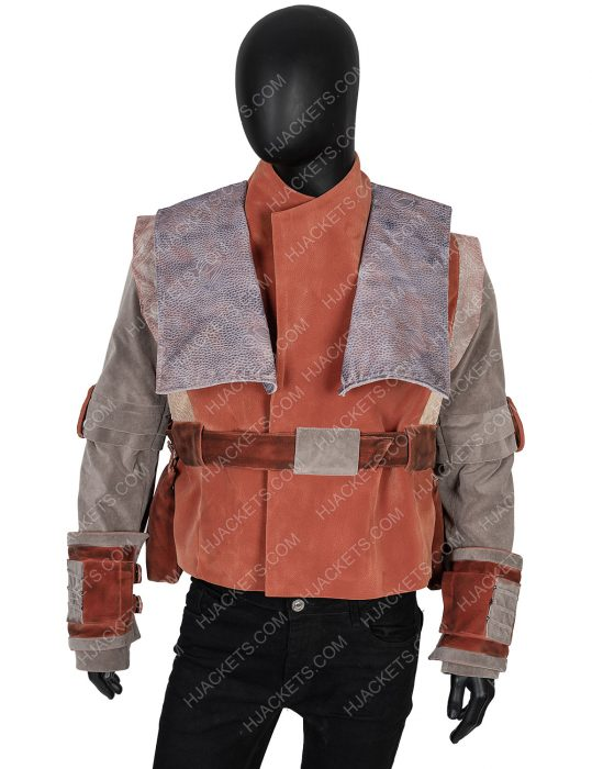 star wars the mandalorian kuiil vest