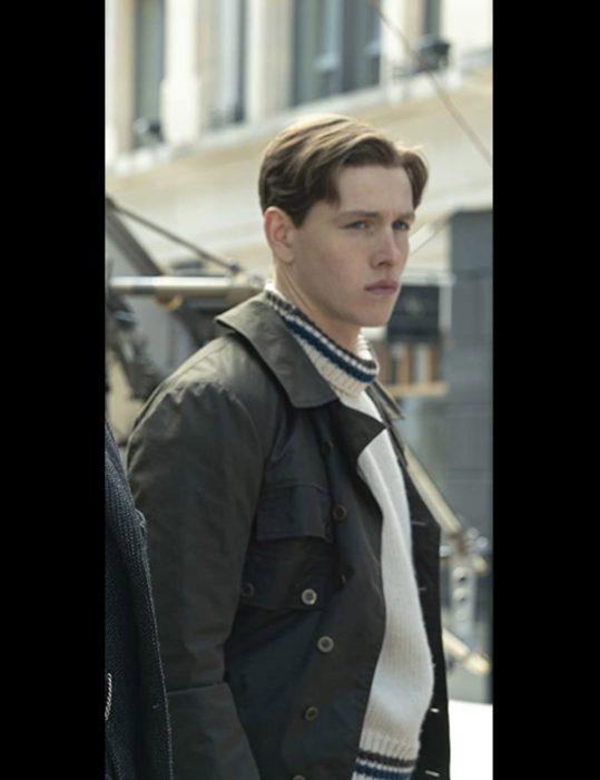 the king's man harris dickinson jacket
