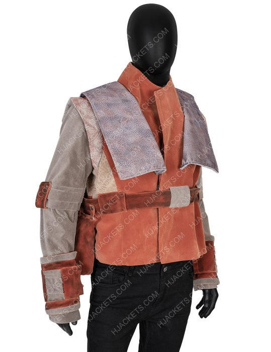 the mandalorian kuiil vest
