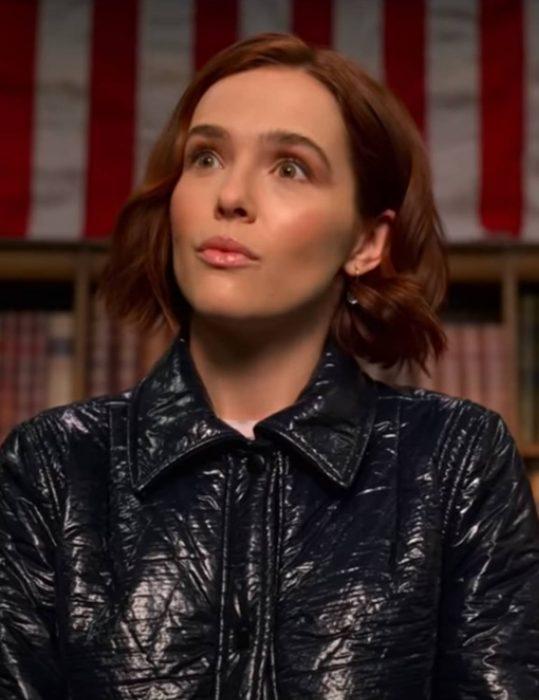 the politician infinity jackson jacket