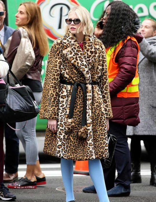 the politician lucy boynton coat