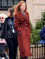 the-undoing-grace-sachs-brown-wool-coat