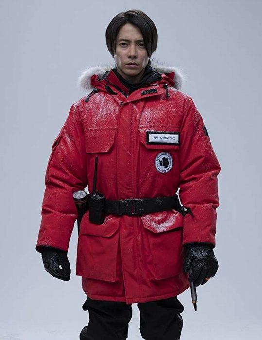 tomohisa yamashita the head aki parka jacket