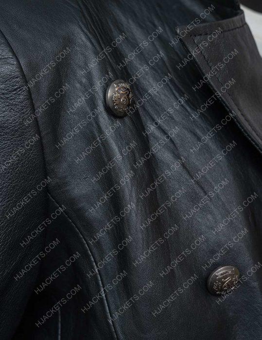 Bray Wyatt The Fiend Leather Jacket