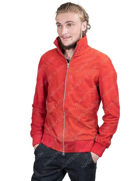 Jamie Foxx Project Power Leather Jacket