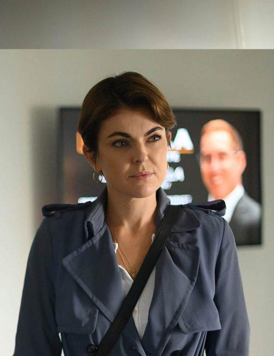 Jenny Cooper Coroner Season 02 Coat