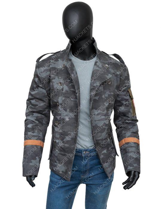 Resident Evil 6 Jake Muller Jacket