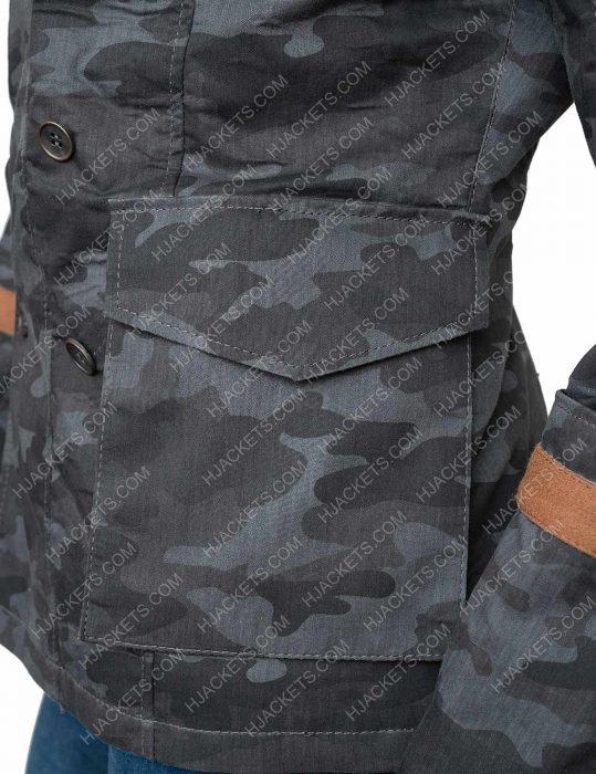 Resident Evil 6 Jake Muller Military Jacket